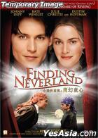 Finding Neverland (2004) (Blu-ray) (Panorama Version) (Hong Kong Version)