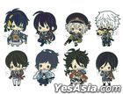 es Series nino Rubber Strap Collection Touken Ranbu -ONLINE- Vol.1