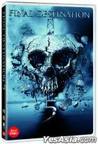 Final Destination 5 (DVD) (Korea Version)