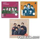 NOT FOUND  (3 TYPES Set + BONUS) (Taiwan Version)