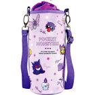 宝可梦 保温水樽袋 (紫)