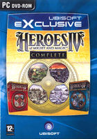 Heroes of Might and Magic IV: Complete (English Version) (DVD Version)