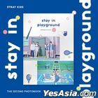 Stray Kids The 2nd Photobook - STAY IN PLAYGROUND