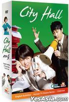 City Hall (DVD) (7-Disc) (English Subtitled) (End) (SBS TV Drama) (US Version)