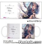 Hatsune Miku : Full Color Mug Cup Shiomizu Ver.