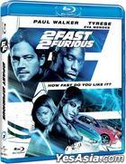 2 Fast 2 Furious (Blu-ray) (US Version)