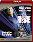 MERCURY RISING (Japan Version)