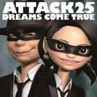 ATTACK25 (ALBUM+DVD) (First Press Limited Edition)(Japan Version)