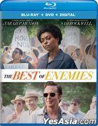 The Best of Enemies (2019) (Blu-ray + DVD + Digital) (US Version)