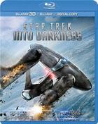 Star Trek Into Darkness (3D Blu-ray + Blu-ray) (Japan Version)