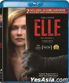 Elle (2016) (Blu-ray) (Hong Kong Version)