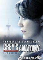 Grey's Anatomy (DVD) (The Complete Eleventh Season) (US Version)