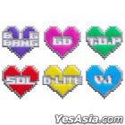 BIGBANG SPECIAL EVENT 2017 - Sticker Seal