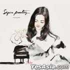 Bae Ga Young - SEPIA PAINTING