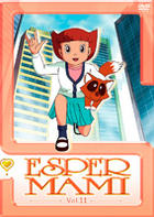 TV ANIMATION[ESPER MAMI]DVD 11 (Japan Version)