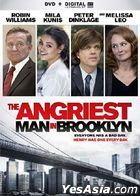 The Angriest Man In Brooklyn (2014) (DVD + Digital HD) (US Version)