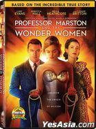 Professor Marston and the Wonder Women (2017) (DVD) (US Version)