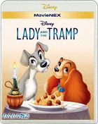 Lady and the Tramp (MovieNEX + Blu-ray + DVD) (Japan Version)