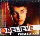 Believe (Deluxe Edition) (CD + DVD) (Taiwan Version)