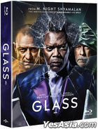 Glass (Blu-ray) (Steelbook Limited Edition) (Korea Version)