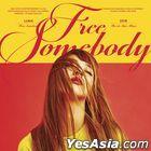 f(x): Luna Mini Album Vol. 1 - Free Somebody + 1 Random Poster in Tube