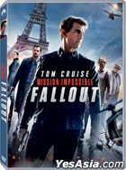 Mission: Impossible - Fallout (2018) (DVD) (Special Edition) (Thailand Version)