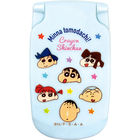 Crayon Shin-Chan Portable Mirror (Light Blue)