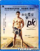 PK (2014) (Blu-ray) (English Subtitled) (Hong Kong Version)