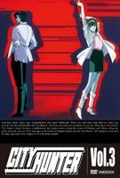 City Hunter (DVD) (Vol.3) (Japan Version)