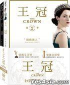 The Crown (2016) (DVD) (Season One & Two) (Taiwan Version)