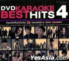 GMM Grammy : Best Hits Vol.4 Karaoke (DVD) (Thailand Version)