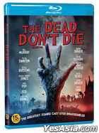 The Dead Don't Die (Blu-ray) (Korea Version)