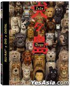 Isle of Dogs (2018) (Blu-ray + DVD + Digital)(US Version)