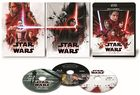 Star Wars: The Last Jedi (MovieNEX + Blu-ray + DVD) (First Press Limited Edition) (Japan Version)