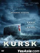Kursk (2018) (DVD) (Hong Kong Version)