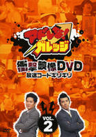 ADORENA!GARRAGE SHOUGEKI EIZOU DVD HOUSOU CODE GIRIGIRI VOL.2 (Japan Version)