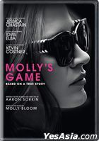 Molly's Game (2017) (DVD) (US Version)