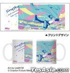 Hatsune Miku : Full Color Mug Cup Jagabata Ver.