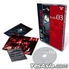 Blood (03) (DVD) (Limited Edition) (Taiwan Version)