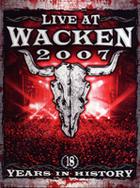 LIVE AT WACKEN 2007 (Japan Version)