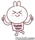 Majo & Sady - Card (Thank You!)