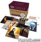 50 Great Recordings (50CD) (EU Version)