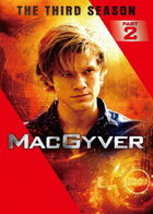 Macgyver Season 3 (DVD BOX) (Part 2)  (Japan Version)