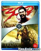 300 + Troy (Blu-ray) (2-Disc) (Double Pack) (Limited Edition) (Korea Version)