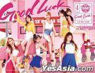 AOA Mini Album Vol. 4 - Good Luck: Weekend (B Version) (CD + DVD) (Taiwan Version)
