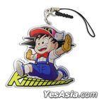 Dr. Slump Arale-chan x Dragon Ball : Goku Acrylic Strap