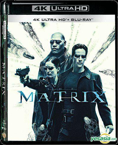 Yesasia The Matrix 1999 4k Ultra Hd Blu Ray Hong Kong Version Blu Ray Laurence Fishburne Keanu Reeves Warner Hk Western World Movies Videos Free Shipping