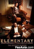 Elementary (2012) (DVD) (Ep. 1-24) (The Second Season) (US Version)