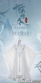 The Untamed - Lan Wangji Cosplay Set (Size S)