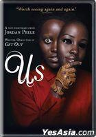 Us (2019) (DVD) (US Version)